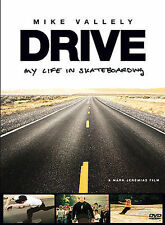 Drive - My Life In Skateboarding: Mike Vallely (DVD, 2003)