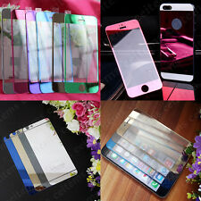 Mirror Tempered Glass Screen Protector Film For iPhone 7 7 Plus 6 6s Plus 5 5s