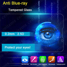 Anti Blue Ray Tempered Glass Screen Protector for iPhone 4 5s 6 Plus Galaxy Note
