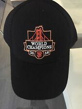 SF Giants 2014 World Series Champions Hat SGA (7/12/2015)