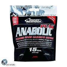 Inner Armour Anabolic Peak 6800 grams Muscle & Weight Gainer Free P&P