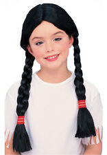 Child Indian Wig - Indian Costumes