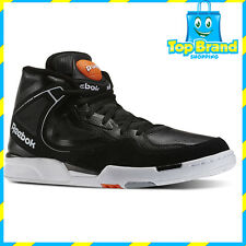 REEBOK PUMPS Reebok Pump Glide Black/Orange Mens original colour