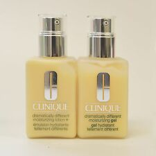 Clinique Dramatically Different Moisturizing Lotion/Gel 4.2 oz. with pump