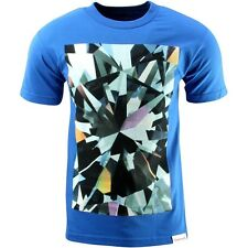 $34 Diamond Supply Co Simplicity Box Tee blue royal