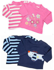 Baby Tops Two Pack Boys and Girls Newborn up to 3-6 months
