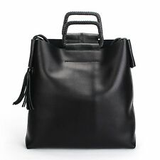 Women Soft Leather Handbags Outdoor Shoulder Bags Large Work Tote Bags