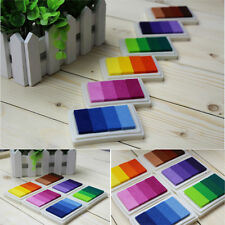 Craft DIY Cards Making Oil Based Ink Pad Print For Rubber Stamps Paper Wood