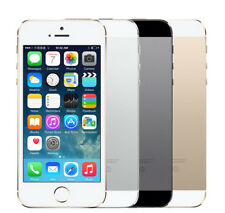 "4.0"" IPS Apple iPhone 5S 16GB/32GB IOS9 8MP Dual-core GSM Unlocked Smartphone"