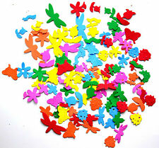 Foam Self Adhesive Letters, Numbers, Dinosaurs, Flowers, Crafts & Card Making