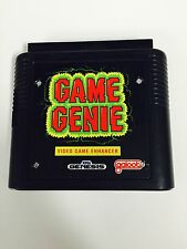 Game Genie for Sega Genesis Tested and Working