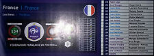 Euro 2016 Adrenalyn XL Trading Cards - All France cards select from #118 - #135