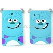 3D Cartoon Sulley Monster Soft Rubber Silicone Case Cover For Samsung Galaxy Tab