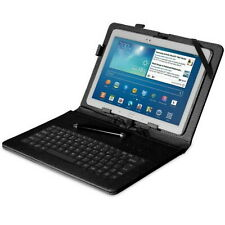 """Lollipop Octa Core 32GB 10.1"""" Inch Android Tablet PC 5.1.1 USB Keyboard Case UK"""