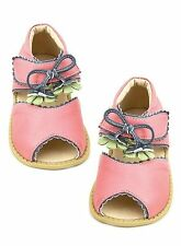NIB LIVIE & LUCA Shoes Sandals Merry Bell Guava Pink 5 6