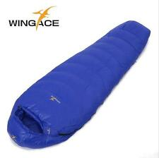 Horizon Waterproof Duck Down Mummy Sleeping Bag Outdoor Camping Hiking Travel