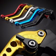 CNC Clutch Brake Levers For Suzuki Bandit 650/1250/S GSR 600/750/ABS SV1000/S