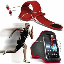 Running Fitness Sports Armband Case & Handsfree For Apple Iphone 4