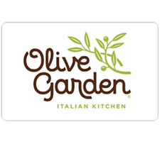 Olive Garden® Italian Restaurants Gift Card - $25, $50 or $100 - Email delivery