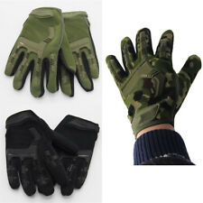 Outdoor Sports Full finger Military Tactical Airsoft Hunting Cycling Gloves Top