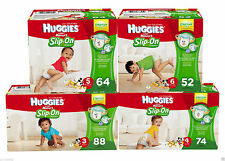 Huggies Little Movers Slip-On Disposable Diapers Pant Size 3 4 5 6