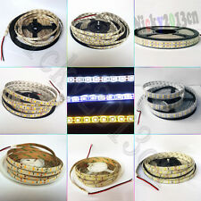12V LED Strip Light 3528 2835 3014 5050 5630 7020 SMD IP65 IP67 Waterproof 5M