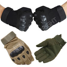 Outdoor Military Airsoft Tactical Gloves Men Cycling Gloves Full Finger Gloves