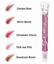 NYC Extreme Lip Glider Lip Gloss Tube 8.7ml New Choose Your Shade