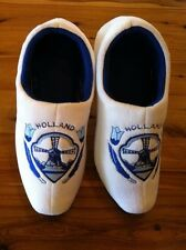 Dutch Clog Slippers / Hollanse slippers DELFT BLUE TULIP & FREE GIFT WINTER SALE
