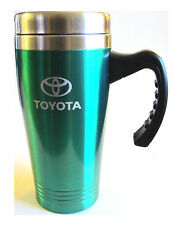 Travel Mugs: TOYOTA - 16oz Stainless Steel w/ Handle - Select Style