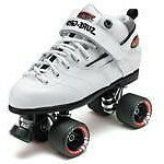 New Suregrip Rebel Derby White Complete Sure Grip