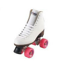New Riedell Citizen 111 Ladies Skates White Riedell