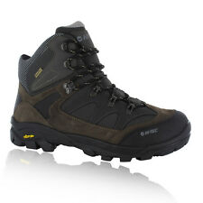 Hi-Tec Altitude Ultra I Mens Brown Black Waterproof Hiking Trail Shoes Boots