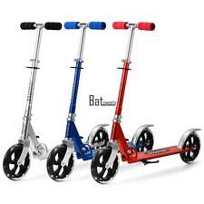 2 Wheel Kid/Adult Kick Scooter Skate Boy Girl Toy Ride Play Sport Outdoor New US