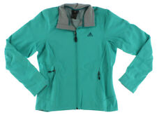 Adidas Womens adidas outdoor Women's Hiking Softshell Jacket Vivid Mint
