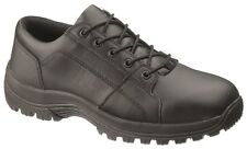 Hytest K50390 Unisex Guardsman Oxford Shoes - Black Men's Size 12