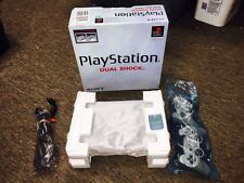 Sony Playstation Dual Shock in Box with Memory Card