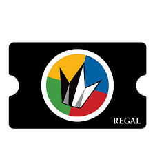 Regal Movie Gift Card $25 $50 $100 - Email delivery