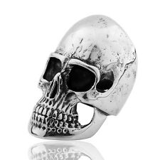 Men's Stainless Steel biker jewelry Rings fashion club skull Rings Size 9-13