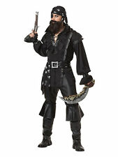 Male Adult Plundering Pirate Halloween Costume