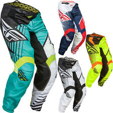 FLY Racing Kinetic Mesh Vector Youth Motocross MX Dirt Bike Off-Road Pants