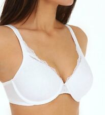 Playtex 4513 Secrets Side Smoothing Embroidered Underwire Bra