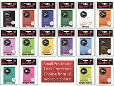 Ultra Pro Deck Protectors Mini - Small Sized Sleeves 60ct Yugioh - Pro Matte