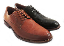NEW *FERRO ALDO* MENS LACE UP OXFORDS CLASSIC LEATHER LINED DRESS SHOES 19519L