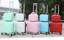 HELLO KITTY Luggage Suitcase Traveling ABS Trolley Bag Women travel 2pc SET