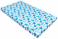 Crib/Cot/Cot Bed baby fitted sheet Cotton patterned 160x80 140x70 120x60   blue