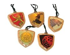 Game of Thrones Family House Crests Shield Light Set with 10 Lights