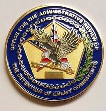 DOD The Pentagon Office for the Adm Review of the Detention of Enemy Combatants