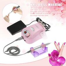 ANSELF Electric Pedicure Nail File Drill Machine Set Pen Shape Acrylic Bit A3S1