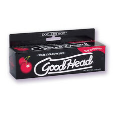 Good Head Flavored Oral Sex Gel Mouth Tasty  4 OZ